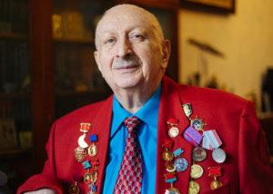 Стажадзе Леван Лонгинозович