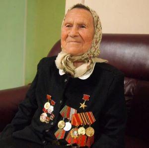Анна Терентьевна Драчёва