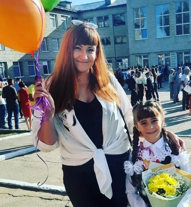 Шеина Юлия Юрьевна с дочерью Ксенией