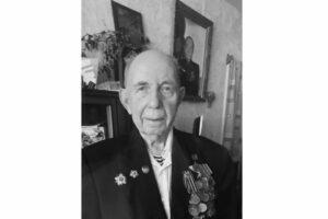 Белокопытов Николай Петрович, ветеран ВОВ, Подольск