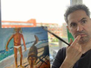 Казнин Дмитрий Юрьевич, журналист, теле- и радиоведущий, художник