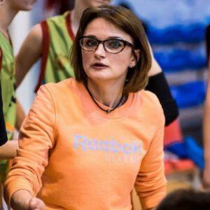 Приказчикова Марина Анатольевна, тренер по баскетболу, Углич