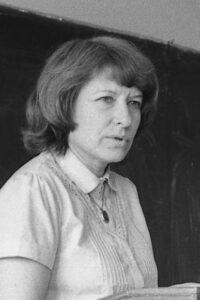 Мирошникова Ольга Васильевна, доктор филологических наук ОмГУ