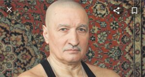 Синеглазов Владимир Васильевич, самым сильным человеком России