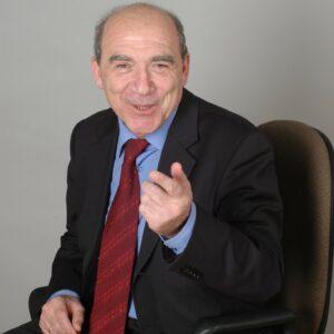 Теребило Геннадий Исаакович, первый директор института менеджмента и социальных коммуникаций НГПУ
